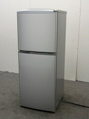 ハイアール冷凍冷蔵庫AQR-141C137Lシルバー2014年製【中古冷蔵庫】【一人暮らし】【冷蔵庫】【◆S◆】【中古】【おすすめ】【USED】【あす楽】【送料無料】