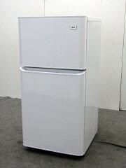 ハイアール冷凍冷蔵庫JR-N106H106L2015年製【中古冷蔵庫】【一人暮らし】【冷蔵庫】【◆S◆】【中古】【おすすめ】【USED】【あす楽】