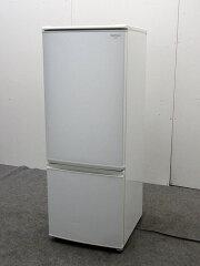 シャープ冷凍冷蔵庫SJ-17S-W167L2010年製【中古冷蔵庫】【一人暮らし】【冷蔵庫】【◆M◆】【中古】【おすすめ】【USED】【あす楽】