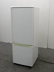 シャープ冷凍冷蔵庫SJ-C17S-W167L2010年製【中古冷蔵庫】【一人暮らし】【冷蔵庫】【◆M◆】【中古】【おすすめ】【USED】【あす楽】