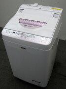 シャープ全自動洗濯機ES-TG55LC-P5.5kg2012年製【中古洗濯機】【一人暮らし】【洗濯機】【◆S◆】【中古】【おすすめ】【USED】【あす楽】