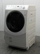 シャープドラム式洗濯機ES-V540-NL9.0kg2013年製【中古洗濯機】【一人暮らし】【中古洗濯機】【◆L◆】【中古】【USED】【おすすめ】
