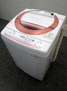 東芝全自動洗濯機AW-70DM7.0kg2013年製【中古洗濯機】【一人暮らし】【洗濯機】【◆M◆】【中古】【おすすめ】【あす楽】