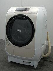 日立ドラム式洗濯乾燥機ビッグドラムヒートリサイクル風アイロンBD-V3700L9.0kg2015年製【中古洗濯機】【一人暮らし】【洗濯機】【◆L◆】【おすすめ】【USED】