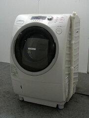 東芝ザブーンドラム式洗濯乾燥機TW-G500L9.0kg2010年製【中古洗濯機】【一人暮らし】【洗濯機】【◆L◆】【中古】【おすすめ】【USED】