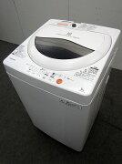 東芝全自動洗濯機AW-50GL5.0kg2013年製【中古洗濯機】【一人暮らし】【洗濯機】【◆S◆】【中古】【おすすめ】【USED】【あす楽】