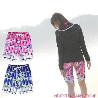 Surf underwear Lady's swimsuit deep-discount board panties fs3gm