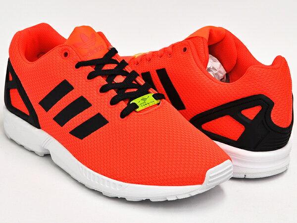 grand choix de a8685 0d3b9 Adidas Zx Flux Orange wallbank-lfc.co.uk