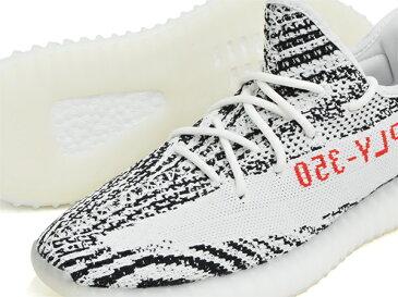 adidas YEEZY BOOST 350 V2''ZEBRA''【アディダス イージー ブースト バージョン2 ゼブラ カニエ・ウェスト】WHITE / CBLACK / RED