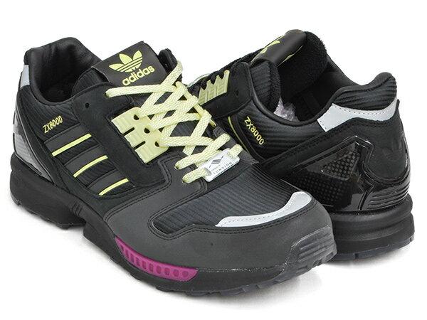 メンズ靴, スニーカー adidas Skateboarding ZX 8000 X METROPOLITAN CBLACK YELTIN REAMAG