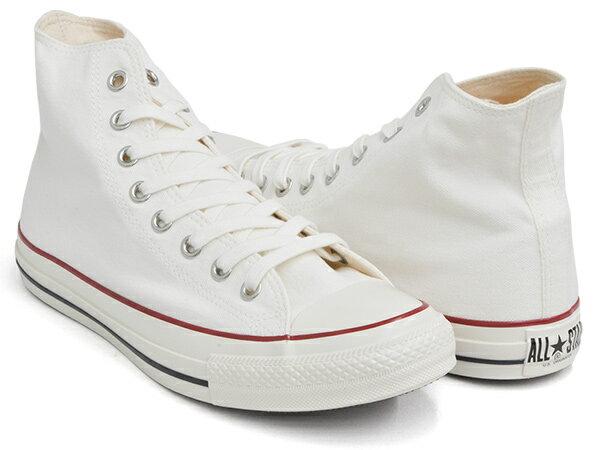 メンズ靴, スニーカー CONVERSE ALL STAR US COLORS HI USA U.S. ORIGINATORAGED WHITE (1SC326)