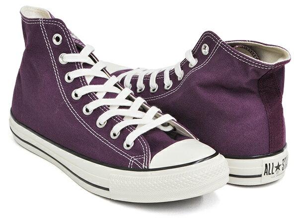 メンズ靴, スニーカー CONVERSE ALL STAR US COLORS HI USA U.S. ORIGINATORVIOLA PURPLE (1SC328)