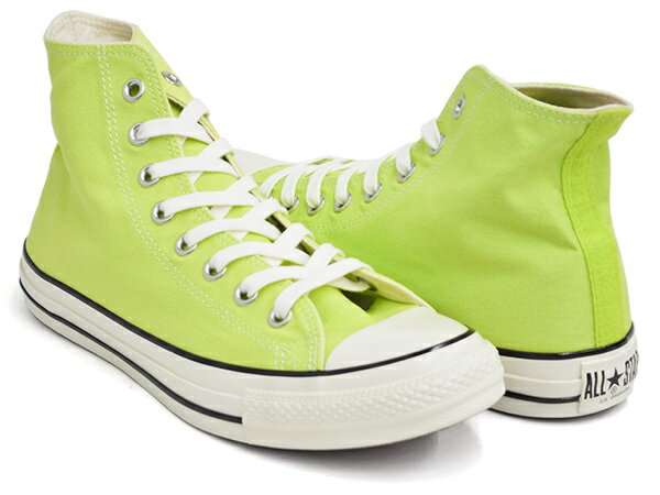 メンズ靴, スニーカー CONVERSE ALL STAR US NEONCOLORS HI USA U.S. ORIGINATORLIME (1SC333)