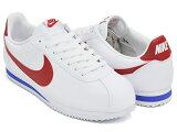 NIKE CLASSIC CORTEZ LATHER【ナイキ クラシック コルテッツ レザー】WHITE / VARSITY / RED