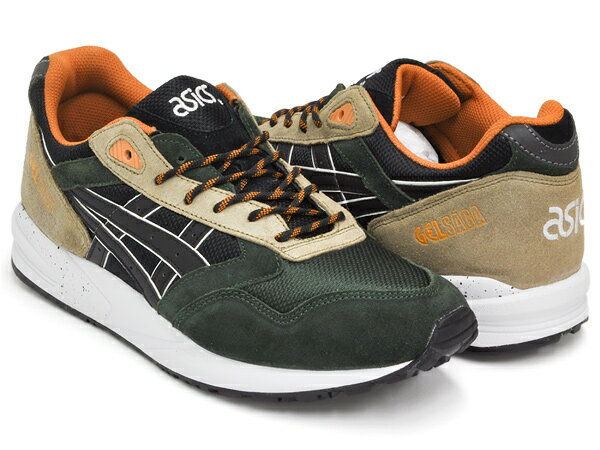 Asics Gel Saga 'Glow in the Dark' (Black) Ubiq