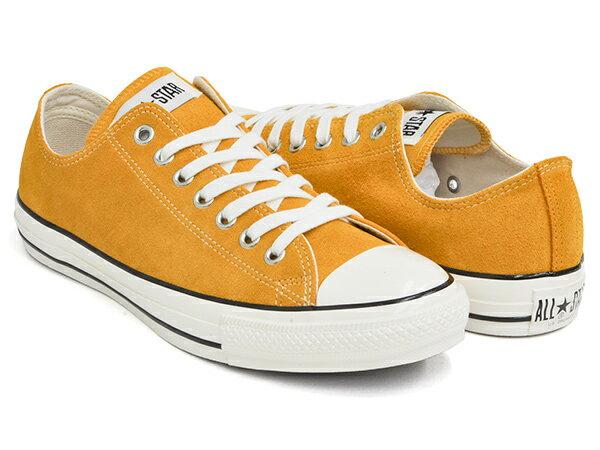 メンズ靴, スニーカー CONVERSE SUEDE ALL STAR US OX USA U.S. ORIGINATORGOLD (1CL708)