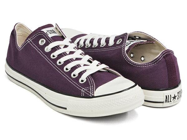 メンズ靴, スニーカー CONVERSE ALL STAR US COLORS OX USA U.S. ORIGINATORVIOLA PURPLE (1SC331)
