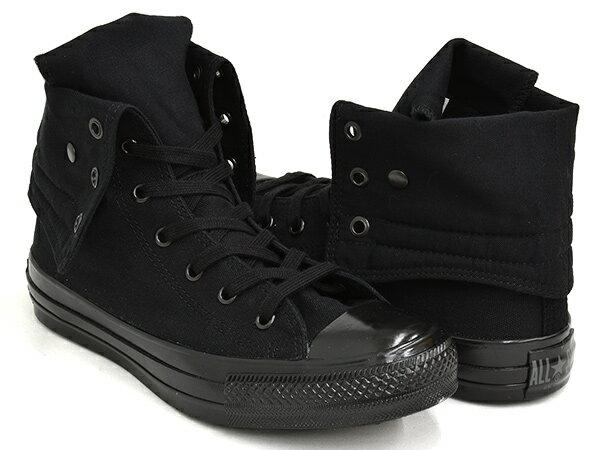 メンズ靴, スニーカー CONVERSE ALL STAR US KNEE-HI USA U.S. ORIGINATORBLACK MONOCHROME (1CL800)