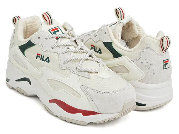 メンズ靴, スニーカー FILA RAY TRACER BTS JIMIN RM BEIGE (FS1SIB1460X-BEG)