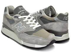 【2015 SPRING 新作】【BRINGBACK】【MADE IN U.S.A.】NEW BALANCE M998【ニューバランス 998 D...