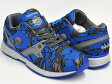 Reebok X STASH PUMP RUNNING DUAL【リーボック スタッシュ ポンプ ランニング デュアル】CYCLE BLUE / GREY / STEEL / GRY