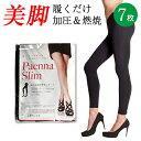【送料無料】パエンナスリム 7着セット 脂肪燃焼 レギンス 簡単履くだけ脚やせダイエット エステ行か...