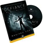 【手品マジック】Defiance(DVDwithGimmick)-MarianoGoniディファイアンスDVD&ギミック付【楽ギフ_包装選択】【HLS_DU】
