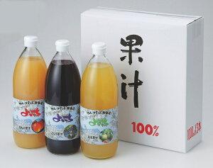 北海道余市ストレートジュース(りんご、ぶどう、なし)ギフトセット/マッサンで話題【送料無料...