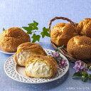 【産地直送】北海道ベイクド・アルルじっくり窯焼きクッキーシューギフト(19-9007 01)【代金引換】でのお届けはできません。