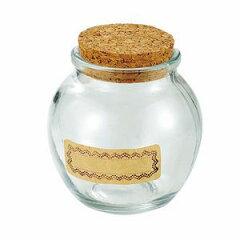 【100円均一】ガラス 広口ボトル