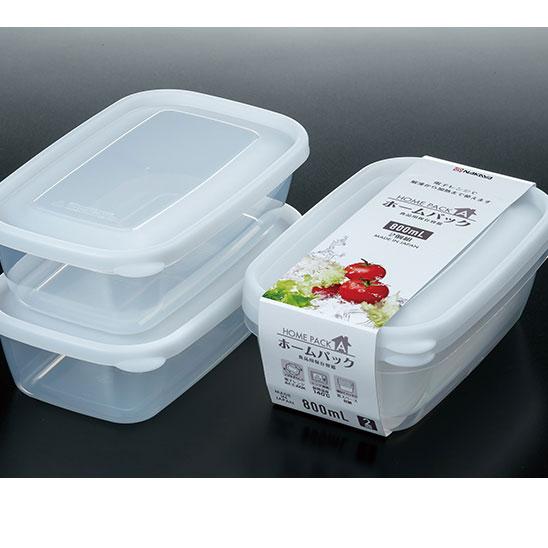 保存容器・調味料入れ, 保存容器・キャニスター 100 A 2P nakaya K290-4c