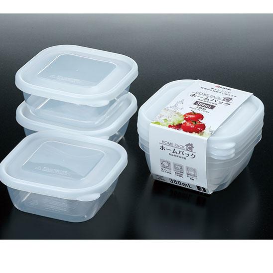 保存容器・調味料入れ, 保存容器・キャニスター 10 C 3P nakaya K292-4