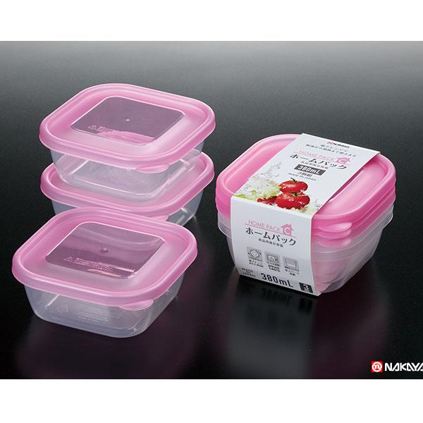 保存容器・調味料入れ, 保存容器・キャニスター 10 C 3P nakaya K292-2