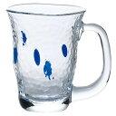 【20%OFF】藍まぶし マグ 2個組焼酎通のためのこだわりグラスガラ...