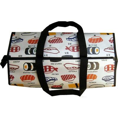 日本のお土産スーベニアバッグ寿司5