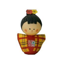 民芸玩具 起き上がりこぼし人形 小町インテリア人形縁起物 日本のお土産 ホームステイのおみやげ 子供達へのプレゼント フィギュア メール便 送料無料
