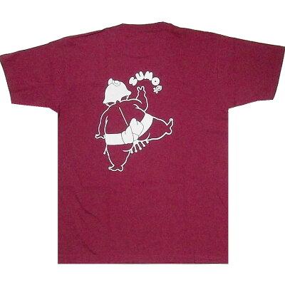 おもしろTシャツSUMO相撲エンジ