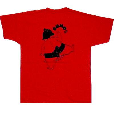 おもしろTシャツSUMO相撲赤