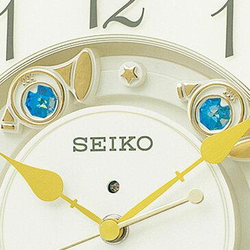 SEIKO インテリア時計 セイコー 電波からくり時計 新築祝い 竣工記念 開店祝い 開業祝い プレゼント