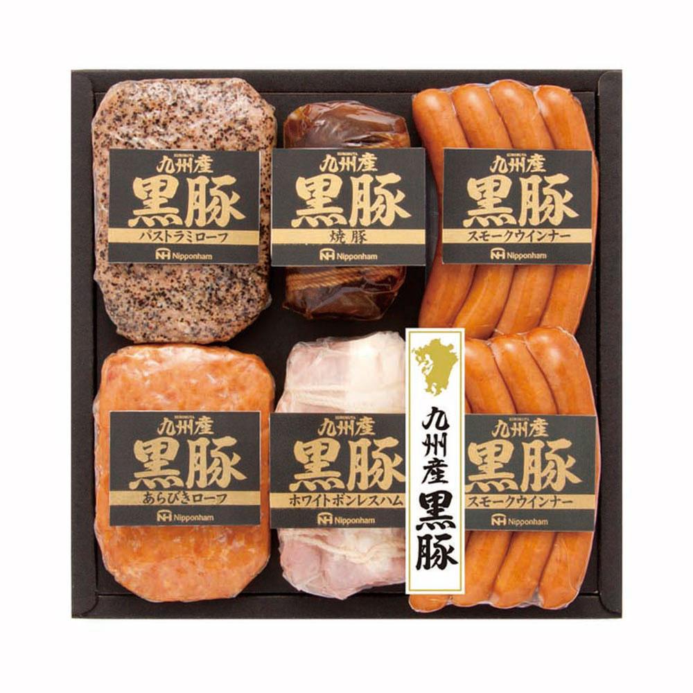 日本ハム 九州産黒豚 ...