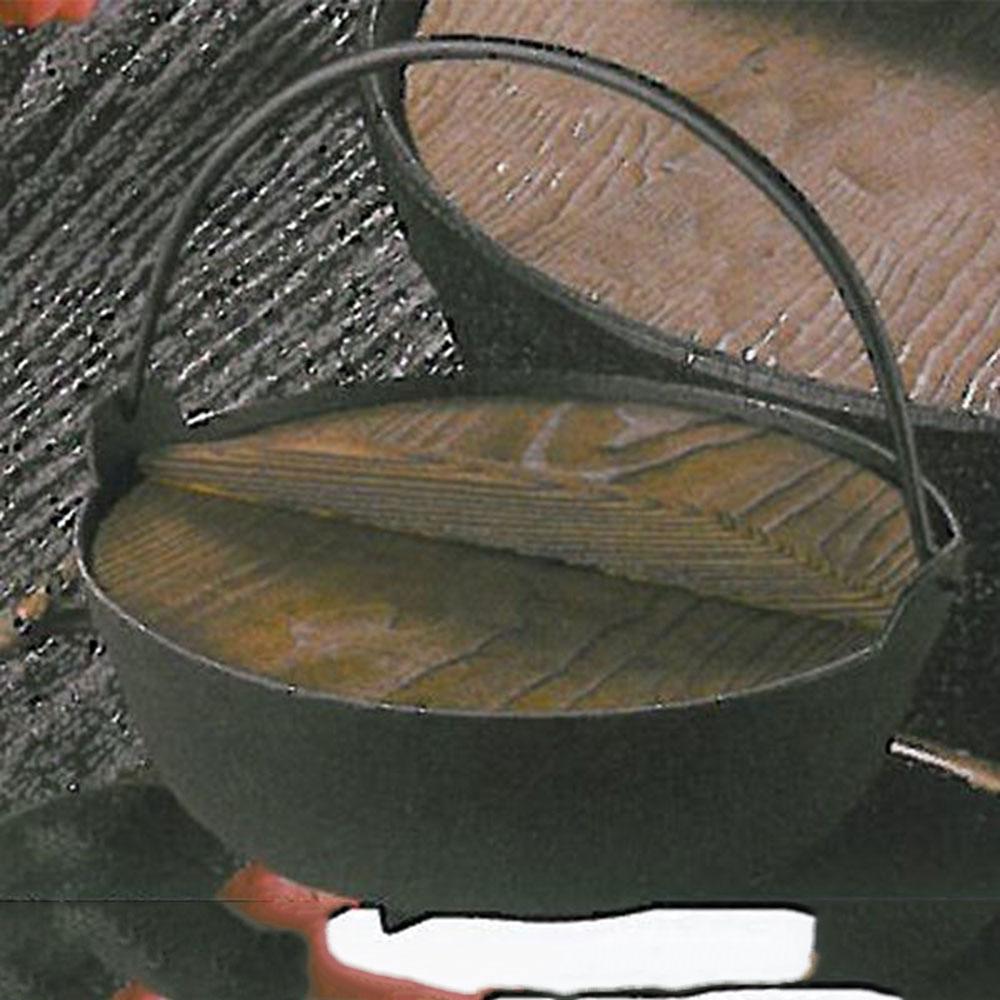 南部鉄器 両手鍋 ...