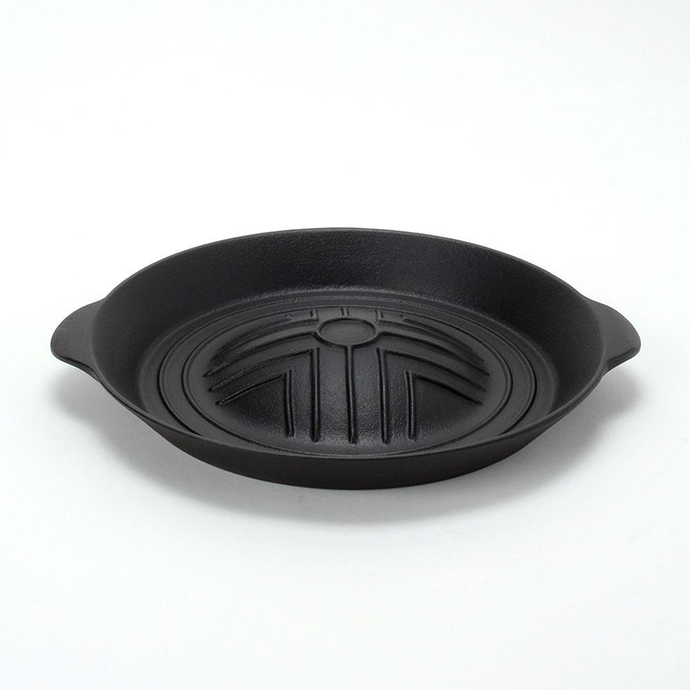 『南部鉄器ジンギスカン鍋和IH対応(C07-16)』