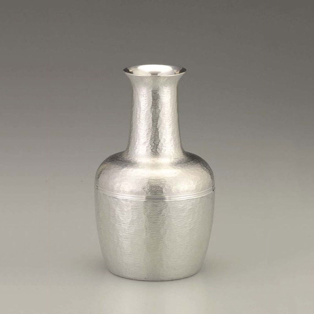 花瓶 シルキー 錫...