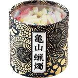 カメヤマ 亀山五色蝋燭 F00109700【ギフト包装不可】