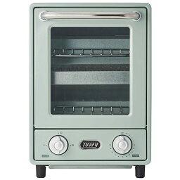 オーブントースター Toffy トフィー ペールアクア 縦型 2段トースター スリム レトロ K-TS4-PA 【ギフト対応不可】【送料無料】