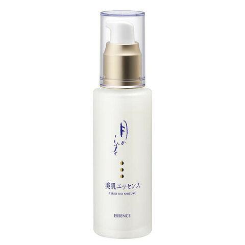 【送料無料】ゆの里月のしずく化粧品美肌エッセンス美容液60ml(鉱物油不使用・動物油不使用・無着色・無香料)コスメ送料無料はメール便でお届けになります。肌に優しい 自然派化粧品 基礎化粧品 美白化粧品 スキンケア 無添加化粧品 乾燥肌 敏感肌