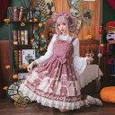 「FairyTailor」ロリータワンピース レディース ジ...