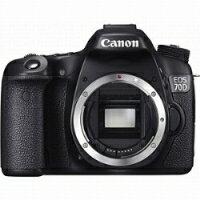 【★★】【送料無料】CANON(キャノン) EOS 70D【ボディ(レンズ別売)/デジタル一眼】