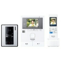 Panasonic(パナソニック)VL-SWD302KL ワイヤレスモニター付テレビドアホン「どこでもドアホン」【KK9N0D18P】