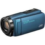 VICTOR(ビクター)GZ-R480-Aハイビジョンメモリービデオカメラ「Everio(エブリオ)Rシリーズ」32GBネイビーブルー